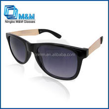 Two-Tone Sunglssses With Metal Temple Camouflage Video Sunglass Camera
