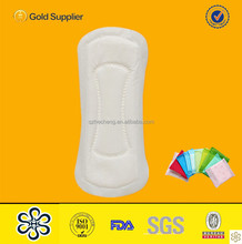 OEM Cheap Sanitary Napkins No wings For Day Use