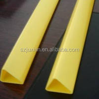 Extruded Tubes Tubing Triangle Plastic Tube