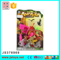 high quality zoo animals plastic toy hot sale