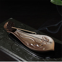 Incense stick holder Porcelain pendulum holder