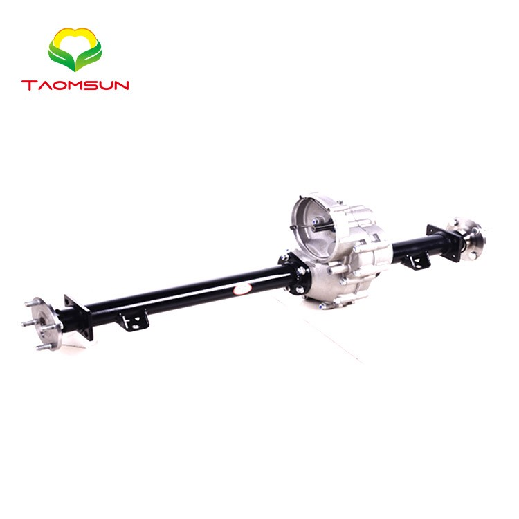 TCQ1001N Customized Auto Chassis Part Rear Axle for Electric Golf Cart