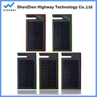 PowerGreen Waterproof Solar Power Bank for phone