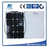 30W small flexible solar panel for camping with light-weight