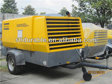Atlas Copco XAS 186Dd Screw Portable air compressor