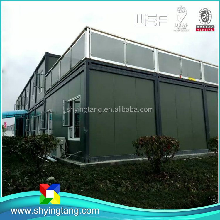 Lowest price easy installation good quality container houses pictures
