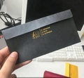 Customize high end paper envelopes
