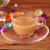Haonai 2015 hot hale bulk clear glass coffee cup and saucer set