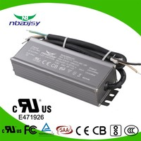 ce rohs approved cob waterproof led power supply for flood light