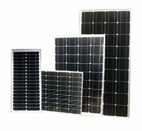 Monocrystalline Silicon Solar Panel 10W to 320W