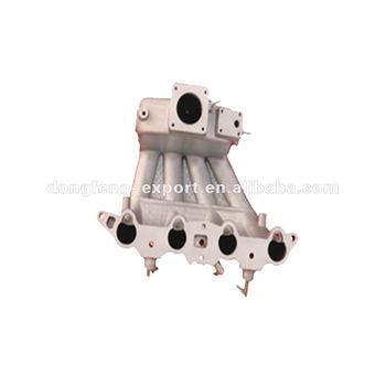 OEM intake manifolds for engine and aluminum casting parts 4 to 8 pipes