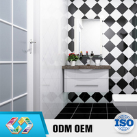 New Product Motif Keramik Muro Kahelo Granito Bathroom Miniature Tiles