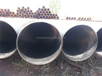 16 inch seamless steel pipe price with bevel end