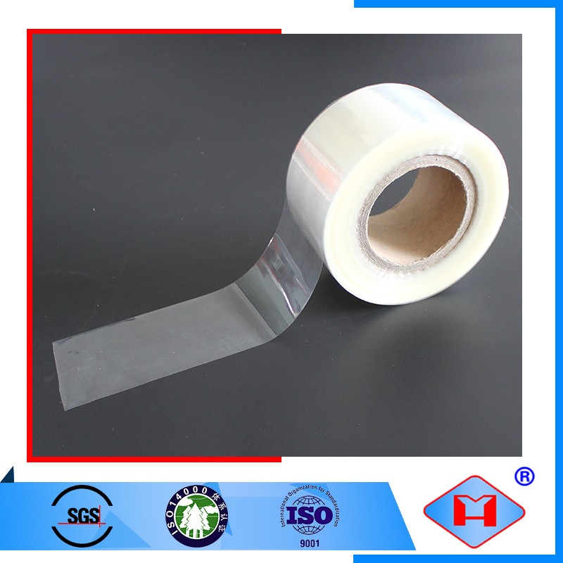 Customize transparent pvc label shrink sleeve