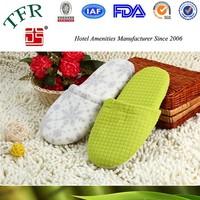 Biodegradable make eva hotel slipper