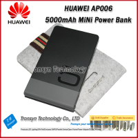 New Original HUAWEI Colorphon 5 Ultrathin Power Bank AP006 5000mAh Ultra-Slim Mobile Power Supply Mobile Power Bank