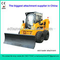 skid steer loader dozer blade (skid loader attachment,bobcat attachment