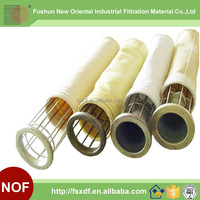 High quanlity Cement and lime industries filtration bag filters/Deduster Filter sleeve