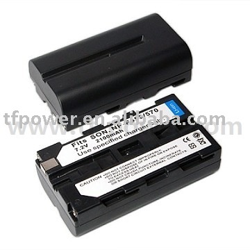 Digital Camera Battery for NP-F550