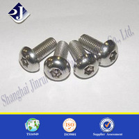 Hot sale product machine screw ss304 anti-theft screw Security screw m4/m5/m6