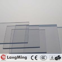 abrasive hard coat anti scratch resistant polycarbonate