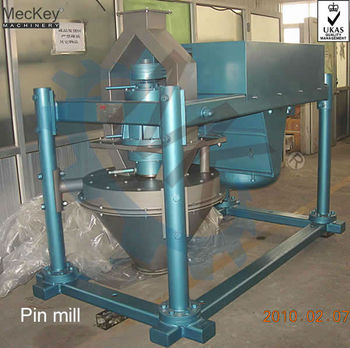 ISO Automatic Pin/Needle Mill/Milling Machine
