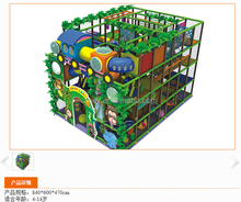 Eco-Friendly Safety Soft Playground Equipment For Sale