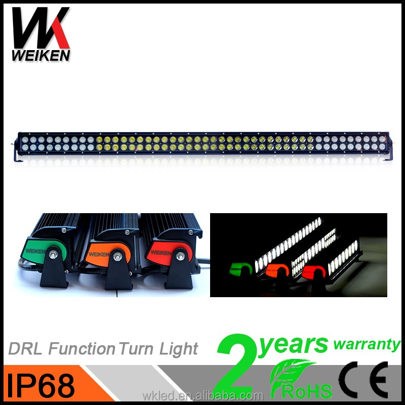 New Products 43 inch 270w Led Light Bar Bumper Car Lightbar Agriculture Farming Tool Vehicle Led Accessories UTV 4x4 Auto Parts