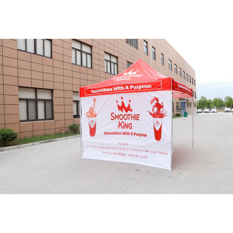 <strong>Trade</strong> show advertising folding popup Tent