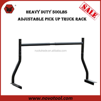Heavy Duty 500Lbs Adjustable Truck Ladder Rack Pick up Truck Rack