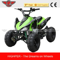 New 110CC Automatic Racing Quad With 4 Wheels (ATV004)