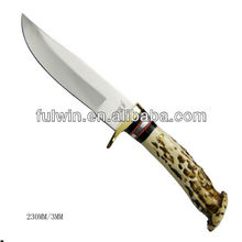 Great stainless steel blade outdoor life knife