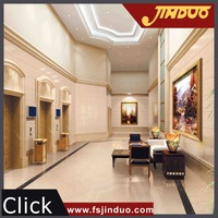 Glossy hotel and villa modern polished tiles price in philippines