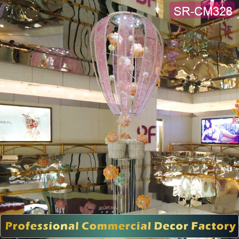 Custom commercial ramadan air Balloon decoration hanged from ceiling