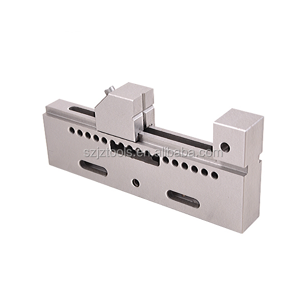 wire cut edm stainless steel quick clamp vice