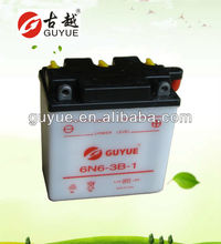 Everstart 6V 6Ah Motorcycle Motorbike Batteries