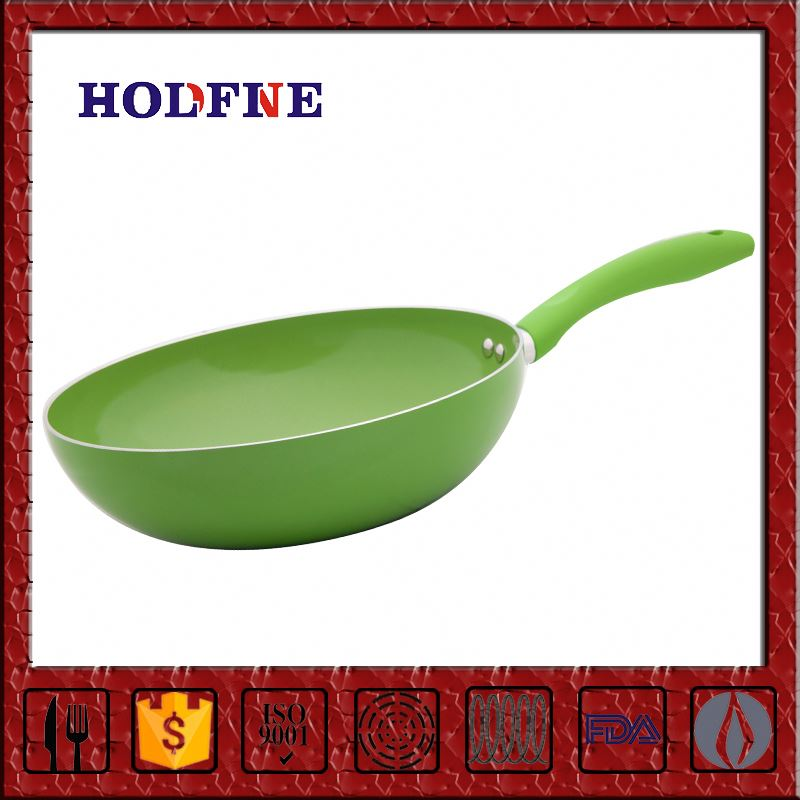Manufactory Selling Nonstick with Soft handle Easy Cooking Enamel Roasting Pan
