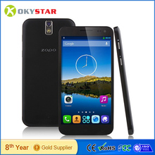 Style in 2014 octa core cpu fashion Zopo 998 mobile phone Paypal 5.5'' PPI 441 Android touch screen NFC Dual sim 3G
