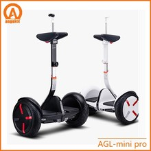 Foot control standing scooter electric balance car 2 wheel balance scooter