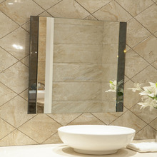 best 4-8mm high quality wall mirror toilet mirror