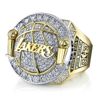 Imitation championship rings shining diamonds world championship custom rings