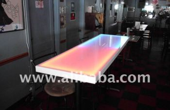 Magic Motion LED Light Up Table