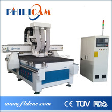 engraving cutting and drilling cnc machine cnc router for wood with Italy spindle 1325