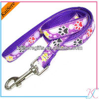 Customized strong metal hook dog leash
