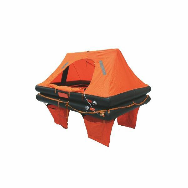 marine cheap solas self inflating life raft