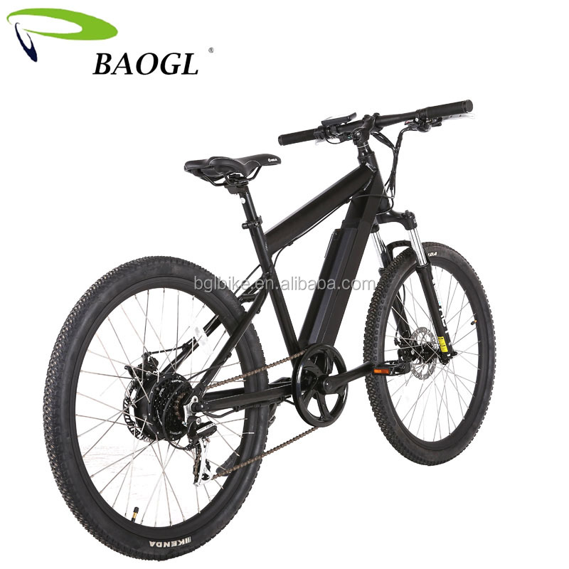 Best-Selling Mountain Ebike 500W 13ah Samsung Battery Powerful Electric Mountain Bike for Sale