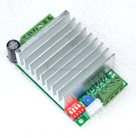 High Quality TB6600 4.5A stepper motor driver stepper motor driver board single axis controller
