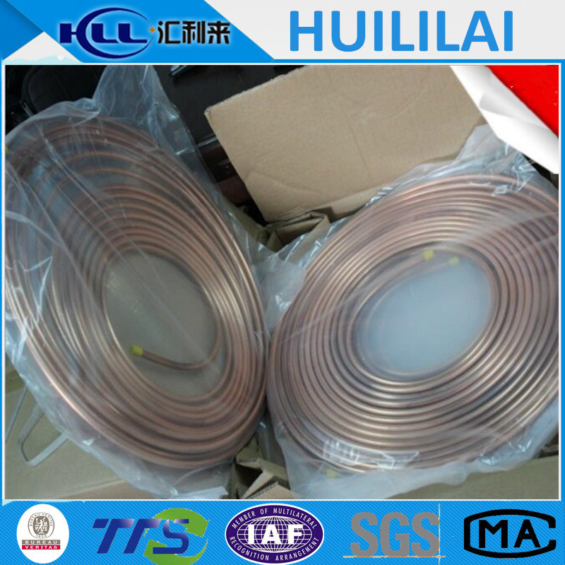 soft annealed copper pancake coil