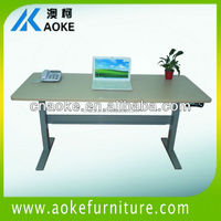 sitting and standing ergonomic office tables