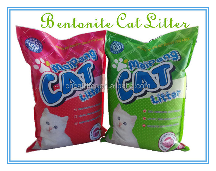 99% dust free clumping cat litter sand 5KG /10KG